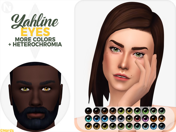 Yahline Eyes 2.0 by Nords
