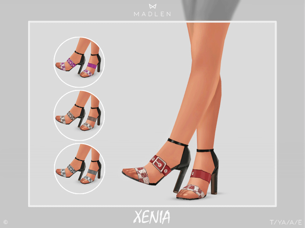Madlen Xenia Shoes by MJ95