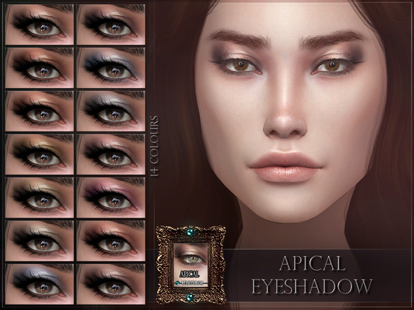 Apical Eyeshadow by RemusSirion