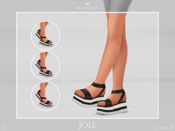 Madlen Jole Shoes by MJ95