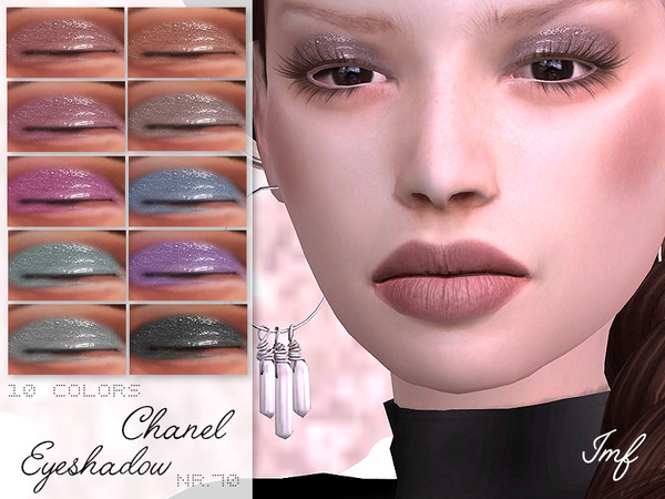 IMF Chanel Eyeshadow N.70 by IzzieMcFire