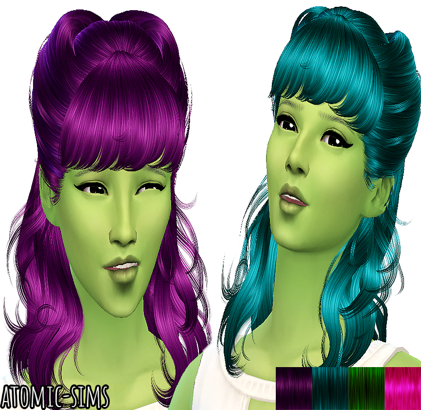Newsea J122 Hedonism neon retexture by Atomic-sims