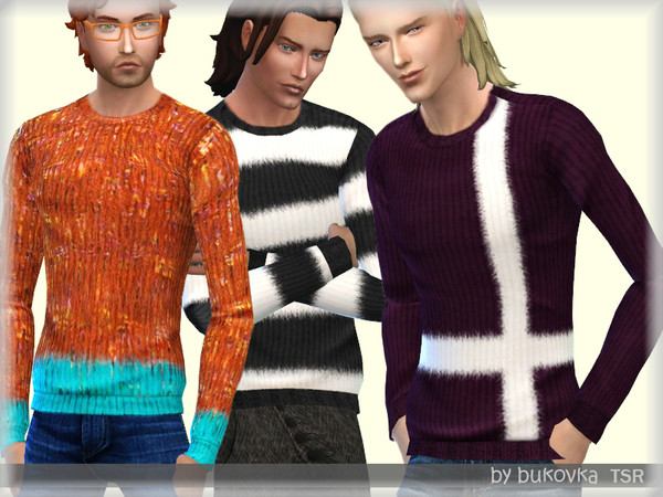 Sweater 2Color by bukovka