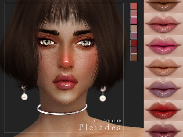 [ Pleiades ] - Lip Colour by Screaming Mustard