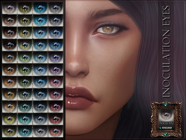 Inoculation Eyes by RemusSirion
