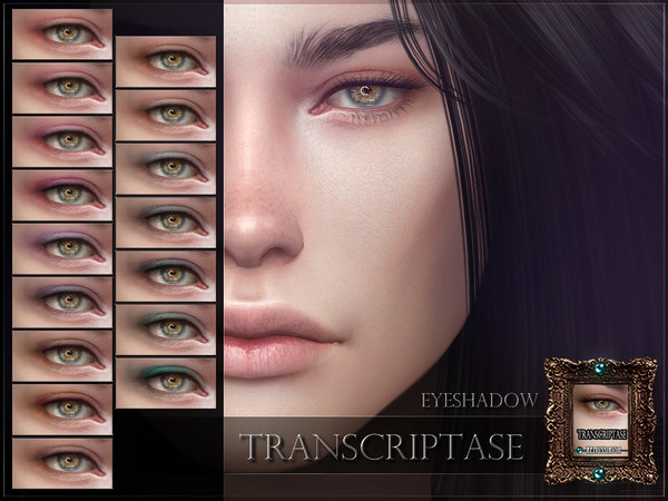 Transcriptase Eyeshadow by RemusSirion