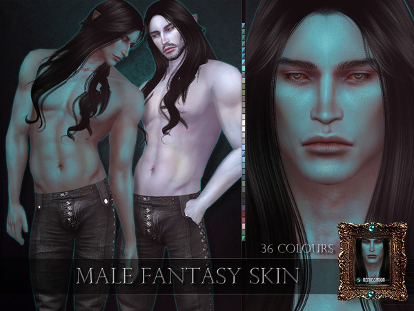 Male Fantasy Skin by RemusSirion
