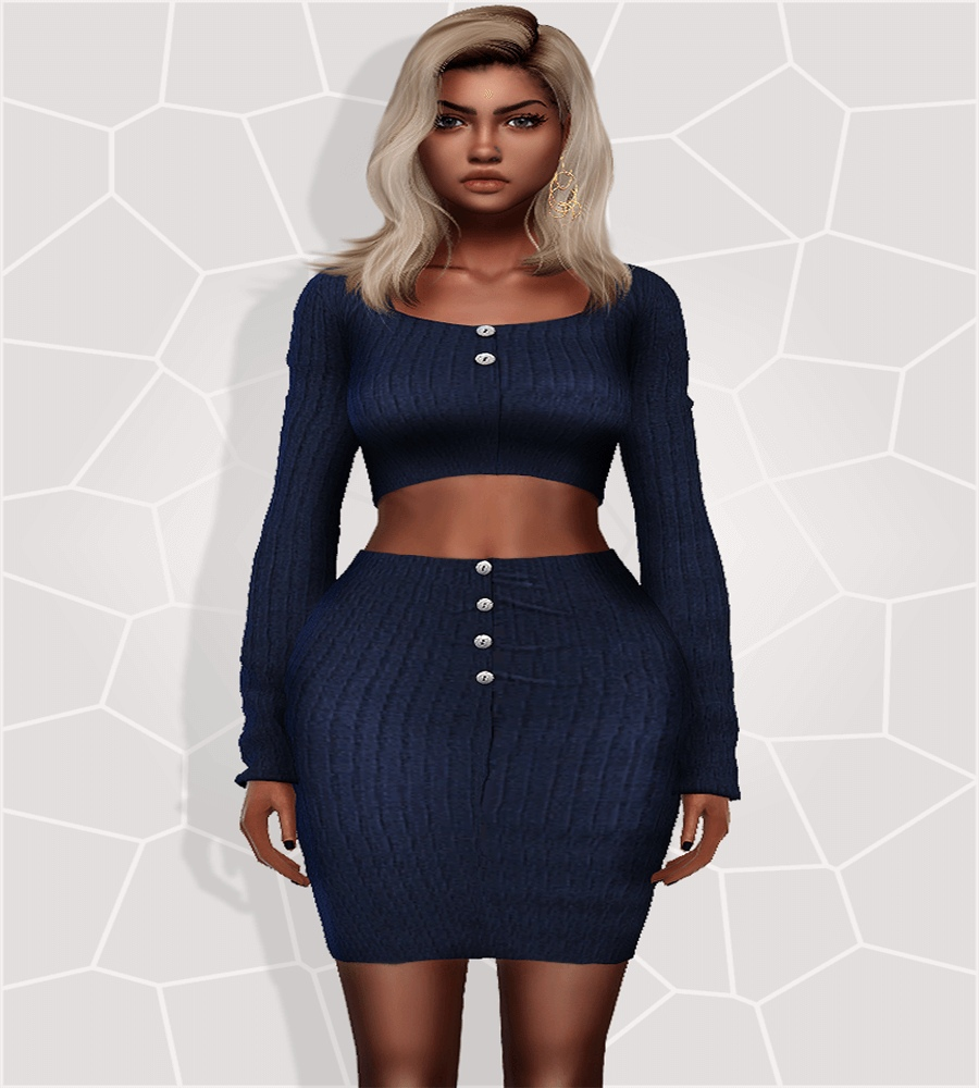 Push My Buttons Outfit by LYNXSimz