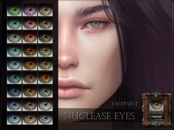 Nuclease Eyes by RemusSirion