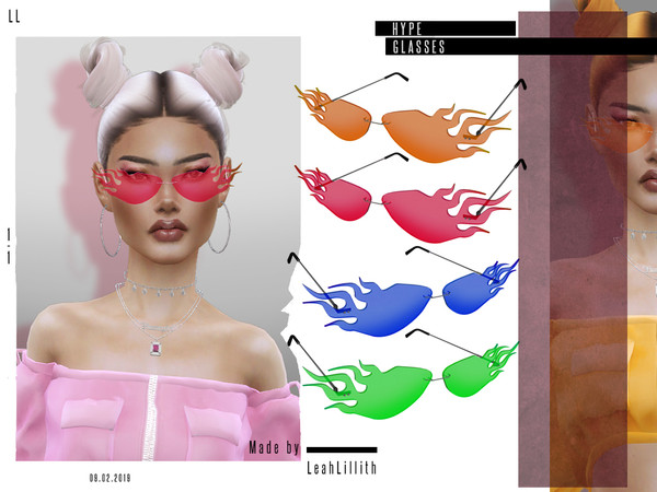 LeahLillith Hype Glasses