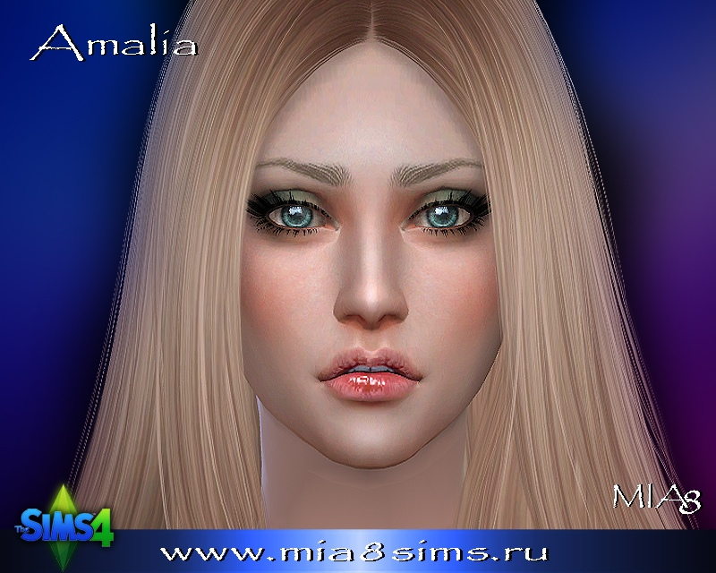 Amalia by Mia8