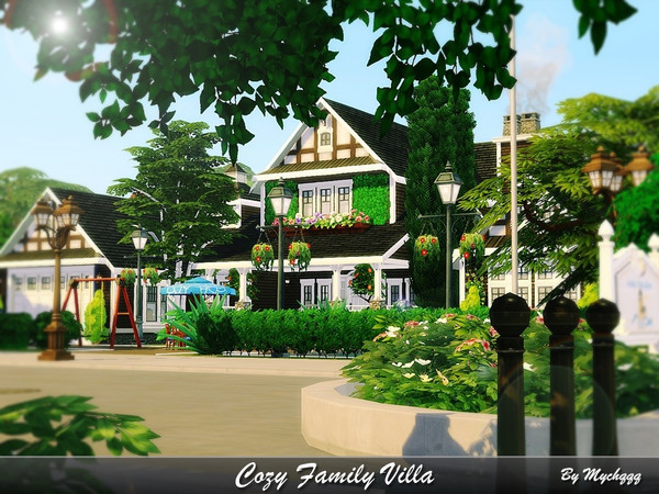 Cozy Family Villa by MychQQQ