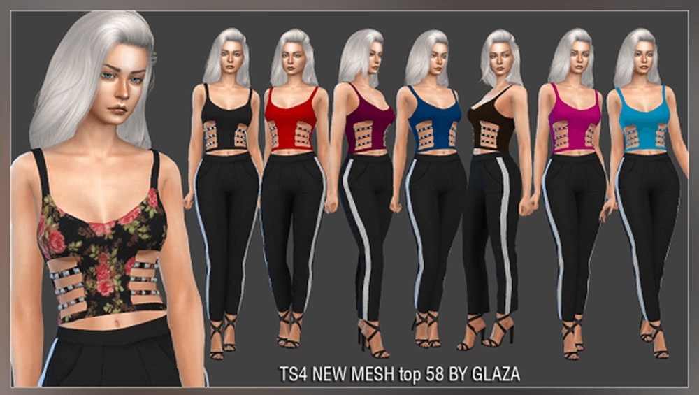 Top 58 by Glaza