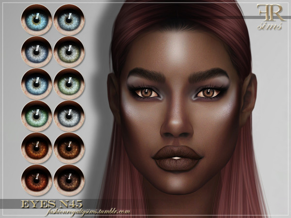 FRS Eyes N45 by FashionRoyaltySims
