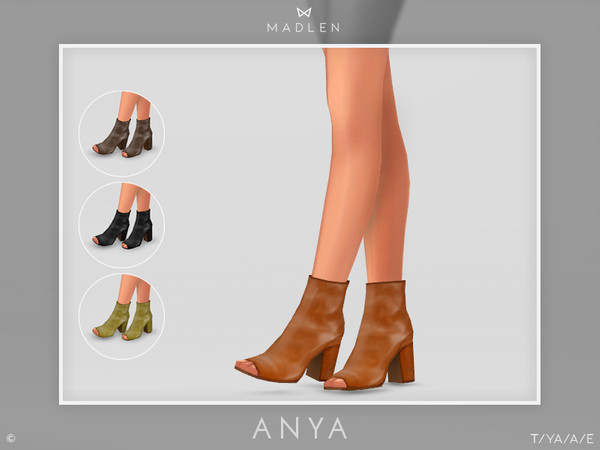 Madlen Anya Boots by MJ95