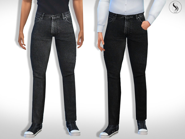 Lee Luke Slim Fit Men Jeans by Saliwa