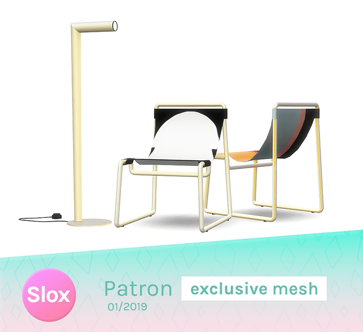 Patron Exclusive mesh 2019 01 by Slox