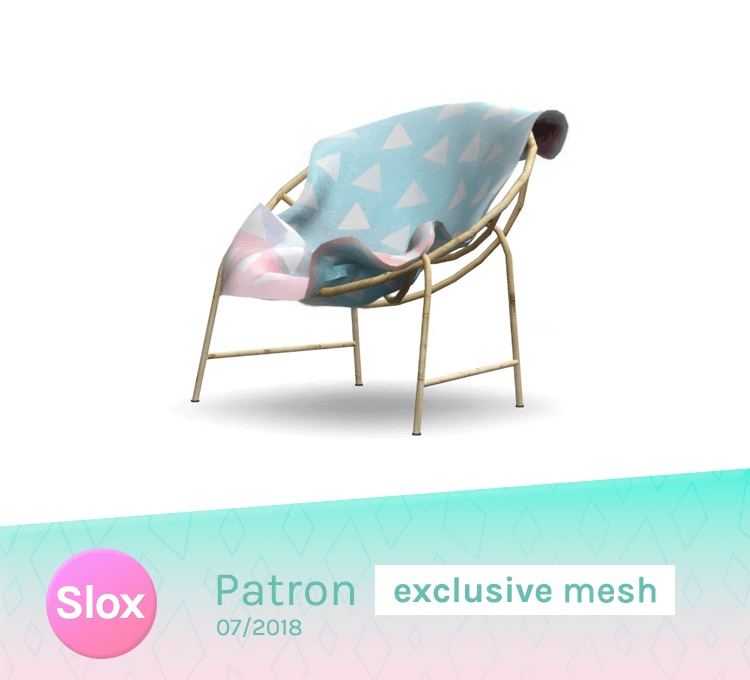 Patron Exclusive mesh 072018 by Slox