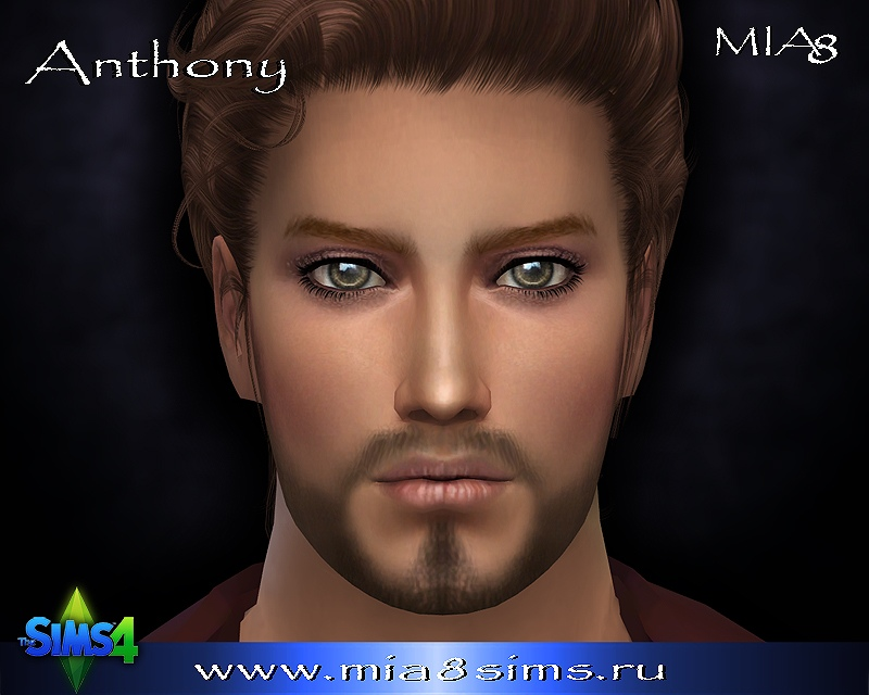 Anthony by Mia8