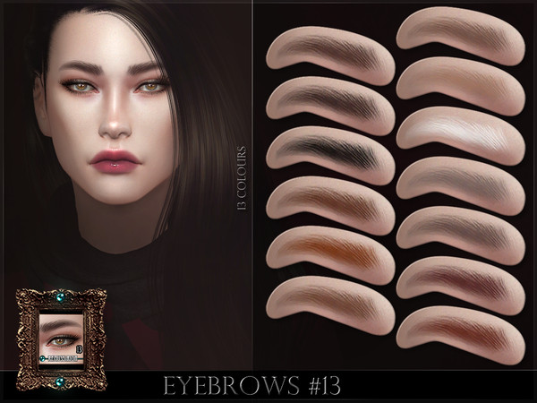 Eyebrows 13 by RemusSirion