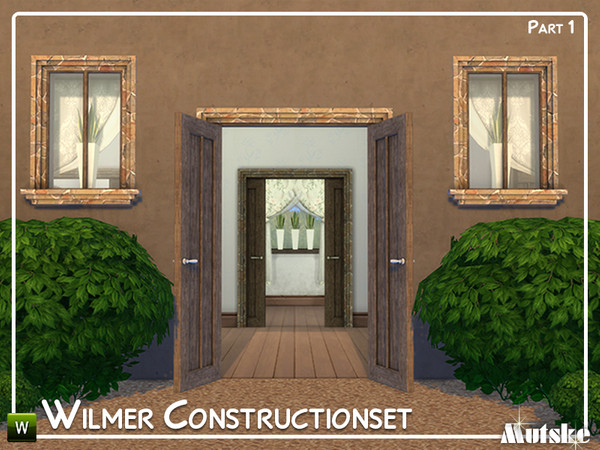 Wilmer Constructionset Part 1 by mutske