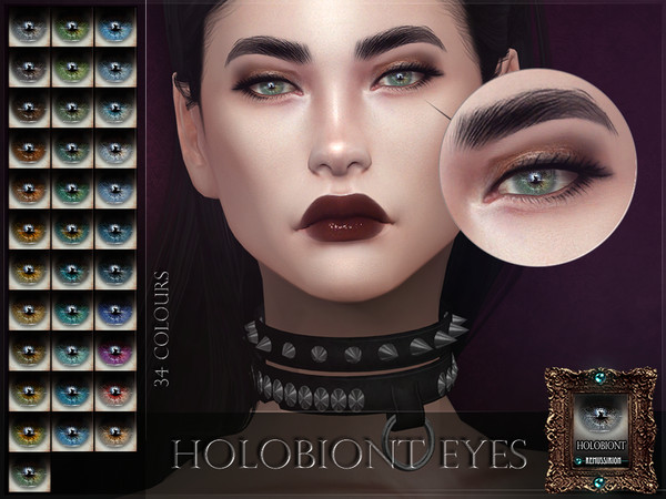 Holobiont Eyes by RemusSirion