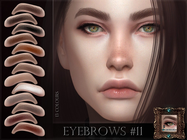 Eyebrows 11 by RemusSirion