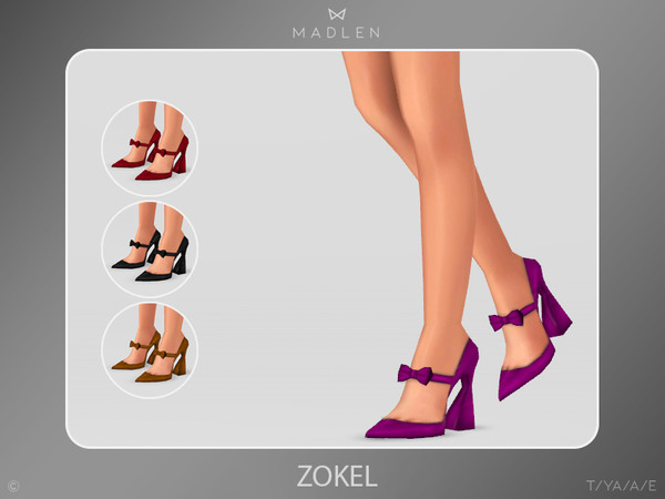 Madlen Zokel Shoes by MJ95
