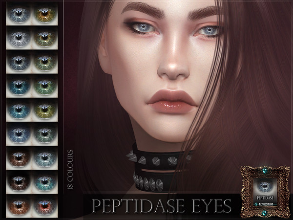 Peptidase Eyes by RemusSirion
