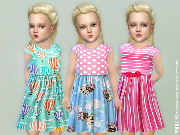 Toddler Dresses Collection P85 by lillka