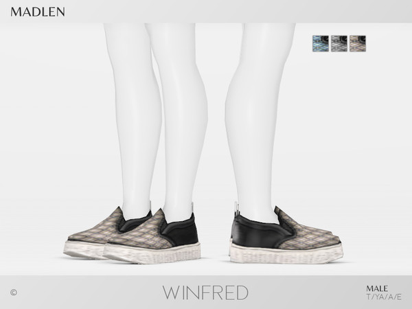 Madlen Winfred Shoes (Male) by MJ95