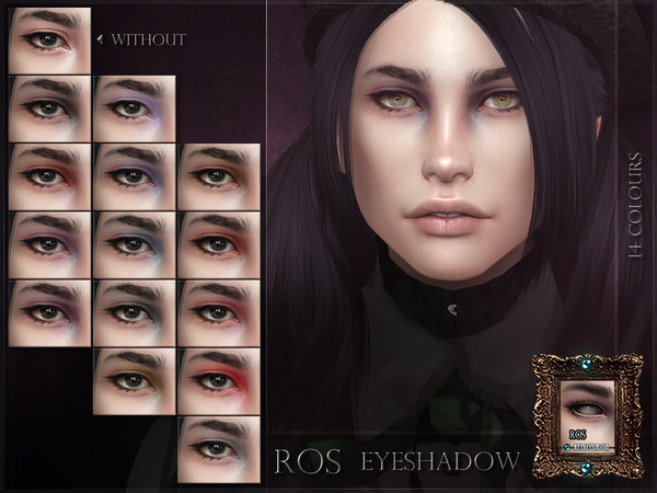 ROS Eyeshadow by RemusSirion
