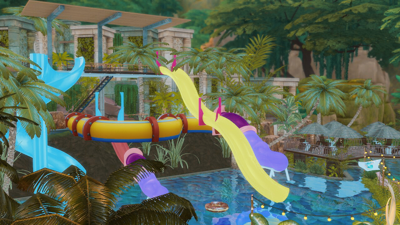 AQUAPARK WATERBOM by LaFleur