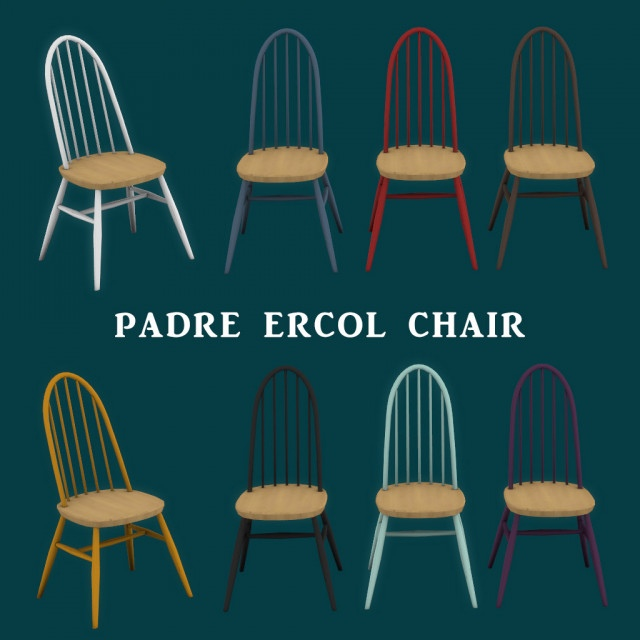 Ercol Chair by Leo-Sims