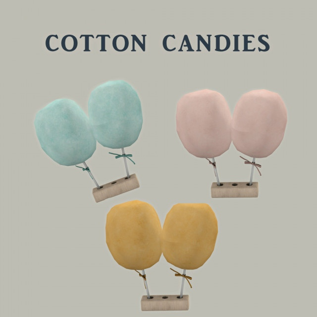 Cotton Candies by Leo-Sims