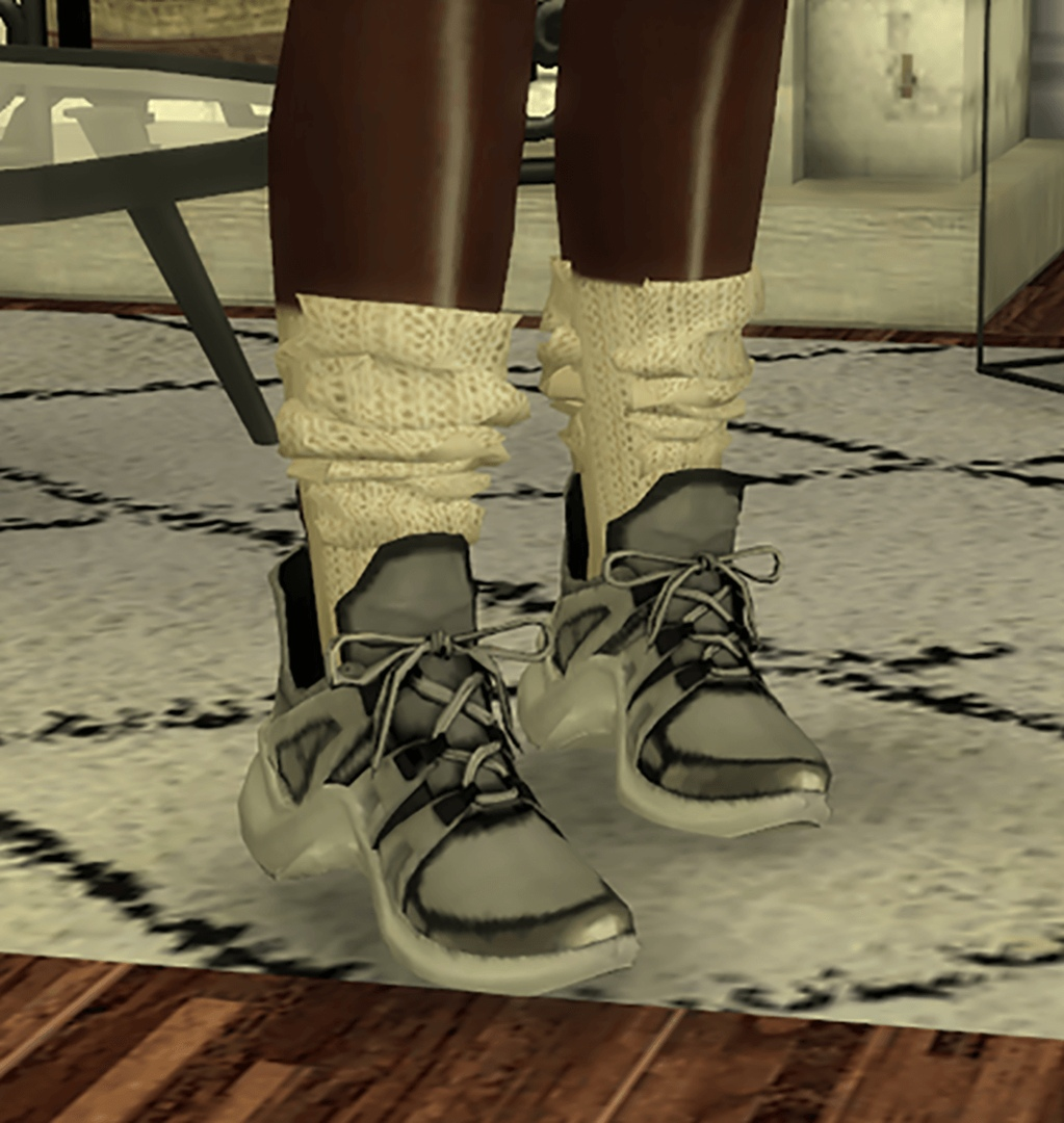 Luie shoes v2 by BrandySims