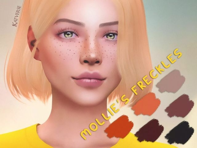 Mollies Freckles by Katverse