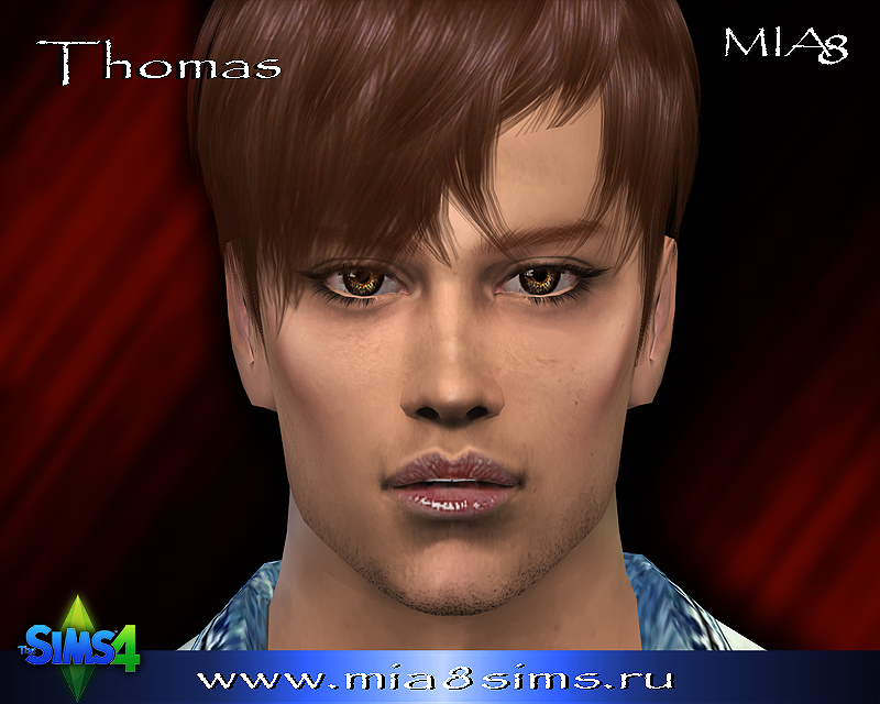 Thomas by Mia8
