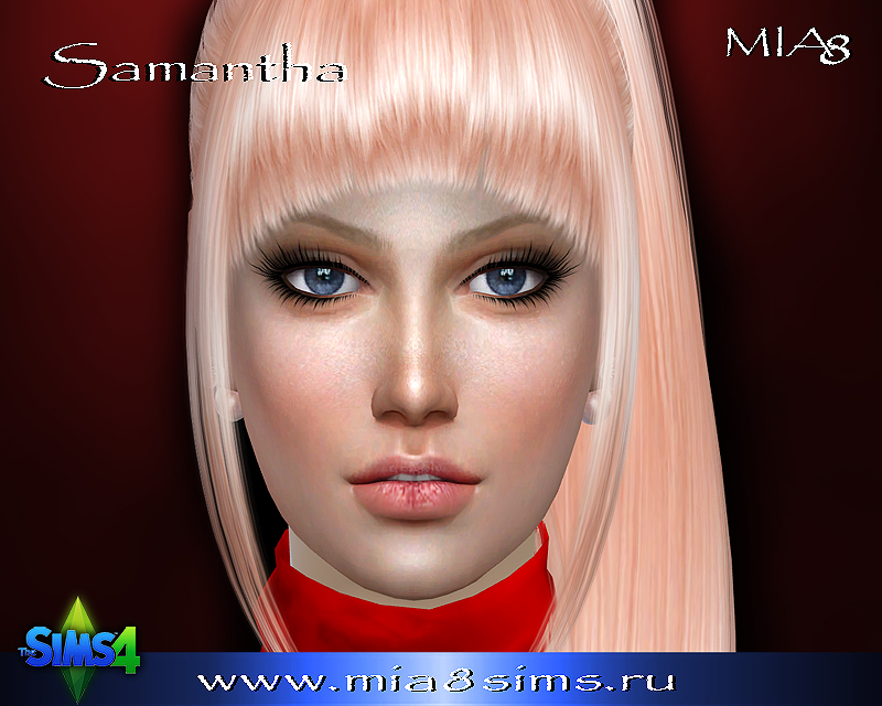 Samantha by Mia8