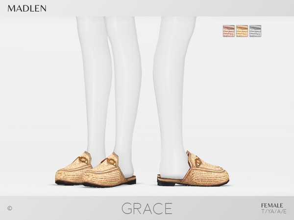 Madlen Grace Shoes (Female) by MJ95