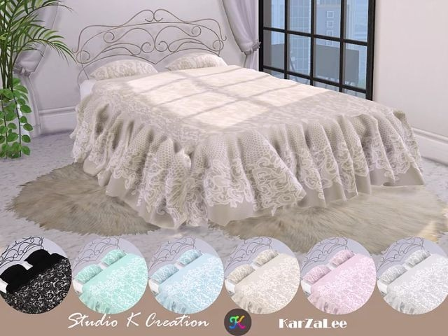 SKC Lace bed by karzalee
