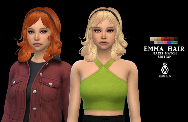 Emma Hair MM by Leo-Sims