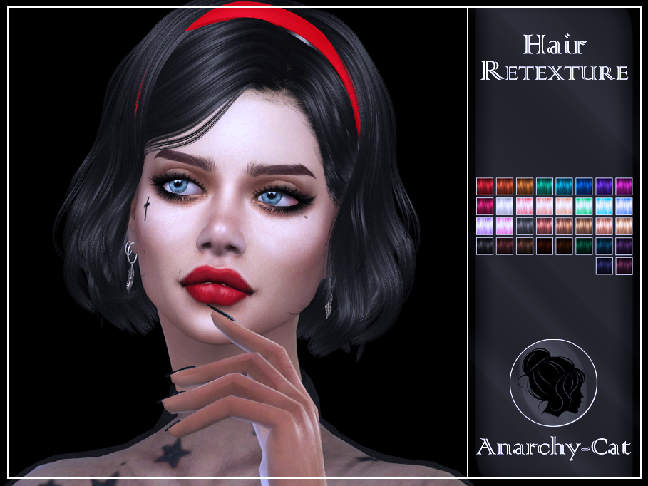 Anto_Hair Sabrina by Anarchy-Cat