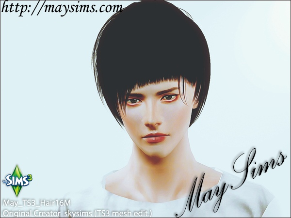 Hair16M by Maysims