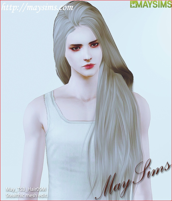 Hair09M by Maysims
