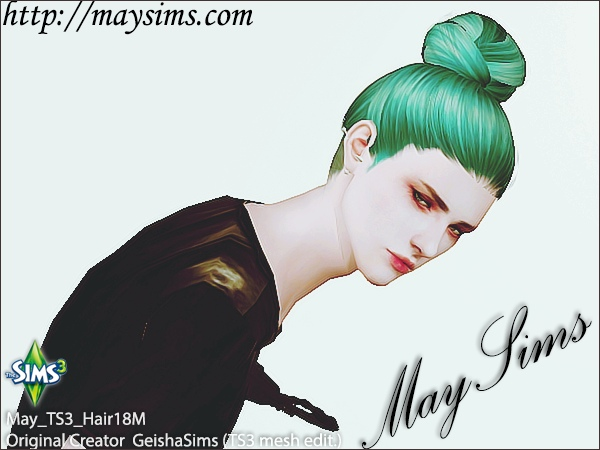 Hair18M by Maysims