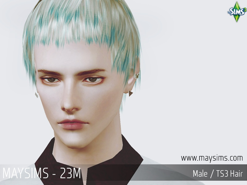 Hair23M by Maysims