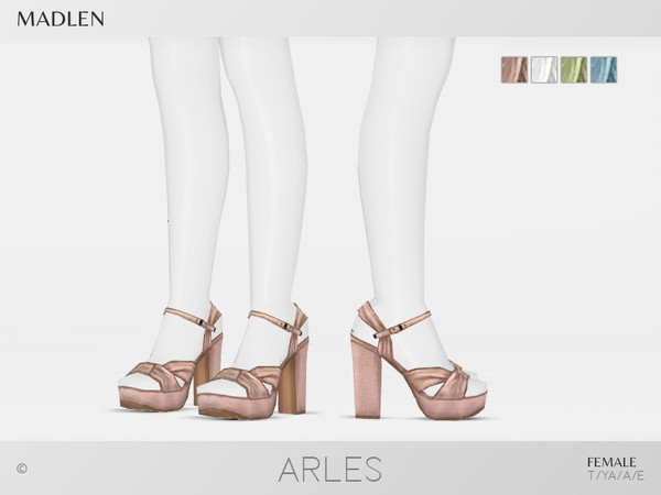 Madlen Arles Shoes by MJ95