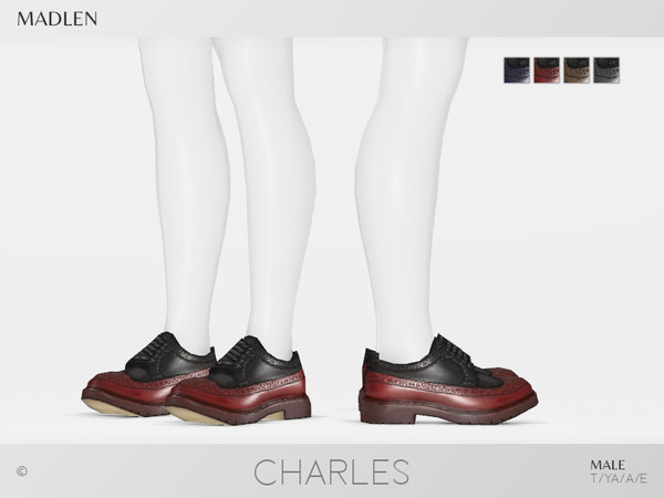 Madlen Charles Shoes by MJ95