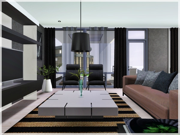 Aria's Apartment by Ray_Sims
